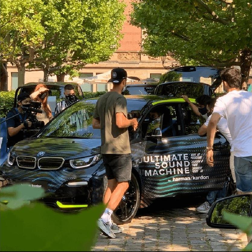 BMW Berlin Electrified 2